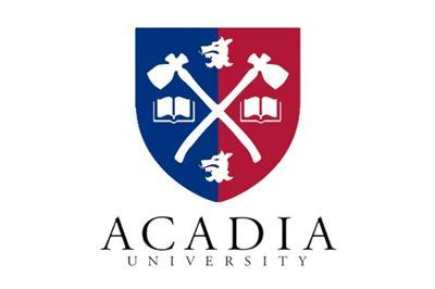 alt - Канада, Acadia University (Университет Акадия), Бакалавриат, 1